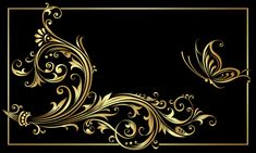 black and gold pinterest | Black and gold by ~moonbeam1212 on deviantART