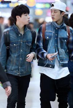 Jinhwan, B.I #iKON #Mix&Match #YG