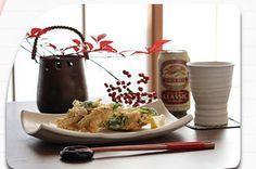 かき揚げのレシピ(作り方) | サクサクに揚げるコツ・玉ねぎ・具