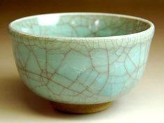 Arita ware matcha tea bowl porcelain Seiji 有田焼 青磁 抹茶茶碗