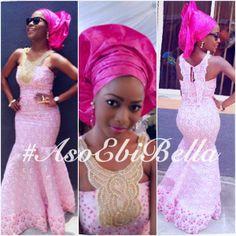 aso ebi #nigerianwedings