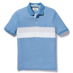 #FashionVault #perry ellis #Men #Tops - Check this : Original Penguin WOVEN PIECED POLO for $69 USD