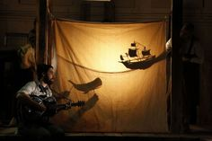 surrounded shadow puppets - Google Search