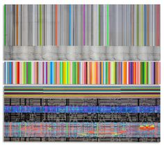 Beverly Fishermans – Vibrant Patterns From Scientific Imagery...how thin can I sew my strips?