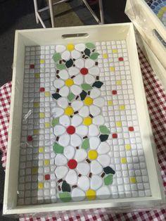 Mosaic tray                                                                                                                                                                                 More