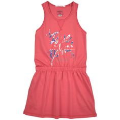 Sports cotton jersey dress - Pepe Jeans