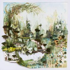 Artistaday.com : Minneapolis, MN artist Gregory Euclide