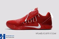 94fc6fad410a Nike Kobe A.D. NXT University Red White Men s Basketball Shoes Discount