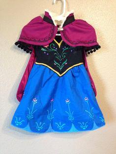 baby frozen costume