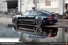 Audi A7 by Wald