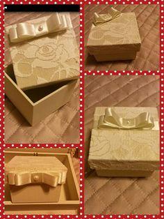 Mini box para dar de lembrança ou presentear alguém querido!  By Muleka