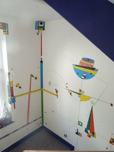 wandgestaltung,giessen,2014.treppenaufgang Small Furniture, Baby, Textile Design, Wall Design, Baby Humor, Infant, Babies, Babys