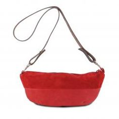 Zoe (rouge / velour) Leather Accessories, Red, Handmade, Bags, Fashion, Ocelot, Handbags, Moda, Fashion Styles