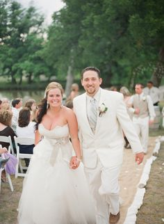 Outdoor Weddings Riverside Ceremony Ranch Wedding Rustic