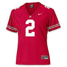 Nike Women's Ohio State Buckeyes Football Replica Jersey