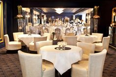 The designer g suite catering for weddings up to 200 guests at The g hotel Galway