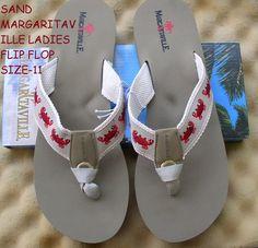 069c73875d Sand margaritaville ladies flip flop mg1563a size 11