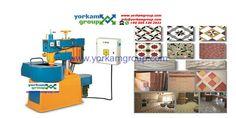 Machine de polissage - Polisseur Carreaux De Terrazzo - carreaux de ciment décoratifs Yorkam Group YGP10x40 Terrazzo, Important, Construction, Decorative Tile, Products, Building