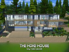 Mod The Sims The Hoke House Twilight Cullen House Twilight House Cullen House Twilight House
