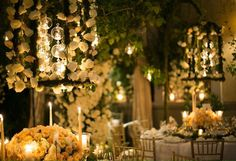 Magicmood by @vincenzodascanio #wedding #flower #fiori #décor #matrimonio #location #gold #ElleSpose #elle_italia