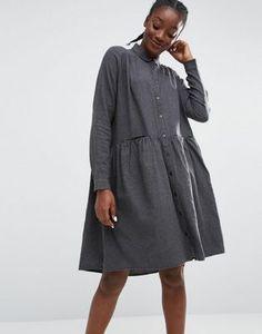 $53.00 smock alternative ASOS Monki Smock Dress