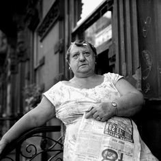 I love Vivian Maier's work.  I love this. She's real. and perfect