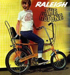 Raleigh Chopper...was this the best picture they had?