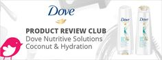 I hope to get picked for this sampling opportunity. New+ChickAdvisor+Offer:+Dove+Nutritive+Solutions+Coconut+&+Hydration+Hair+Care Natural Calm, Natural Health, Product Tester, Product Review, Homeopathy, Hair Care, About Me Blog, Coconut, How To Get