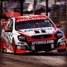 Holden V8 Supercar V8 Supercars, Touring, Race Cars, Super Cars, Automobile, Racing, Vehicles, Collection, Concept