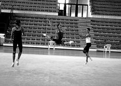 Rhythmic Gymnastics. First love.