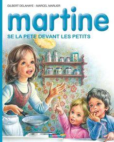 Martine se la pète devant les petits