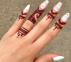 Are you interested in beautiful henna designs for fingers, do don't forget to check out our various Finger Mehendi Designs for Wedding, Karwa Chauth, Eid Latest Finger Mehndi Designs, Small Henna Designs, Basic Mehndi Designs, Beginner Henna Designs, Mehndi Designs For Girls, Mehndi Designs For Fingers, Mehndi Designs For Hands, Mehandi Designs, Small Henna Tattoos