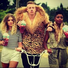 Macklemore makes thrift shops cool....they were cool before btw
