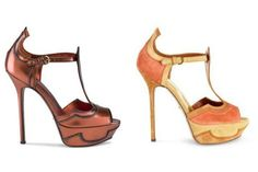 Sergio Rossi Pre-Fall 2012 Shoe Collection