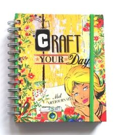 Craft your day: Do it yourself agenda/ dagboek