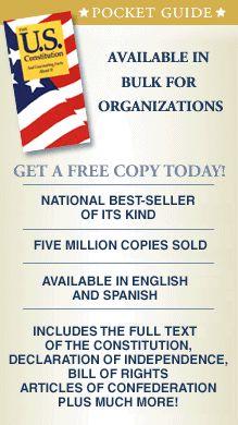 United States Pocket Constitution