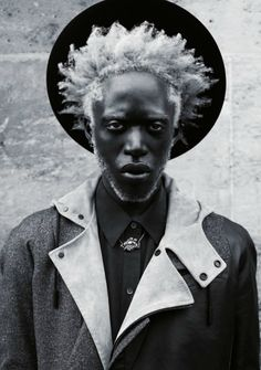 """""""""""The Wanderers"""" + Zelig Wilson and Jeffrey (Deejay J) + Lui Magazine + Photographer Tobias Wirth """" - I Love Ugly Black Men Hairstyles, Afro Hairstyles, Mode Blog, Afro Punk, Hair Art, Men's Hair, Blonde Hair, People Magazine, Beard Styles"""