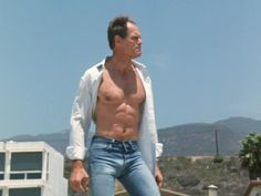 Fred Dryer's Signature Det. Sgt. Rick Hunter from the Best of the '80′s.