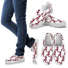 Alabama Men's Slip On Shoes – Paragon Apparel