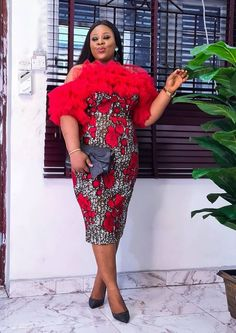 Amazing Off Shoulder Balloon Styles You Should Consider - Stylish Naija