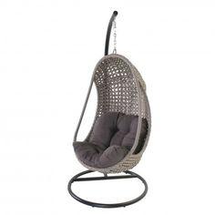 c8fcd962549 In deze prachtige #SENS-Line Funny Relax #hangstoel kun je zowel binnen als  buiten heerlijk ontspannen.