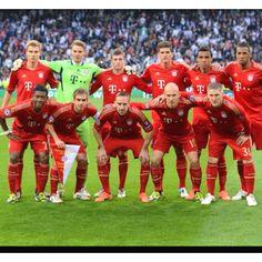 My Beloved Team: FC Bayern München!