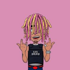 Stream XNX - Lil Pump x Smokepurpp x Comethazine prod. by Murda Beatz - Type Beat by YDC Helios from desktop or your mobile device Rap Wallpaper, Cartoon Wallpaper, Iphone Wallpaper, Cartoon Drawings, Cartoon Art, Tupac Art, Mickey Mouse Wallpaper, Rapper Art, Supreme Wallpaper
