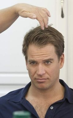 Behind the scenes - NCIS Michael Weatherly