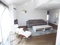 Proyecto de salón Contemporary Style, Interior Design, Projects