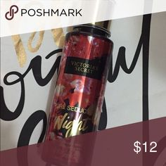 Victoria's Secret Body Spray Pure Seduction Night Brand new, never used. Limited Edition scent Pure Seduction Night. Full size. Retails for $18. Bundle with additional items for a 20% discount. No trades! Victoria's Secret Makeup