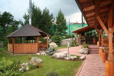 Inšpirácie pre moju (tvoju) záhradu ;) - Modrástrecha.sk Backyard Garden Design, Garden Landscaping, Front Garden Landscape, Pergola, Patio, Outdoor Decor, Plants, Home Decor, Garden