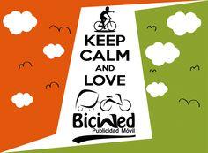 Este fue un diseño para una empresa de publicidad que se llama Bicined-publicidad movil.