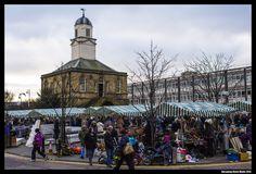Friday Morning Flea Market, South Shields