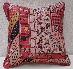 kilim pillow kilim floor cushion lumbar pillow kilim floor pillow ...